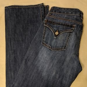Gap Curvy Low Rise Jeans